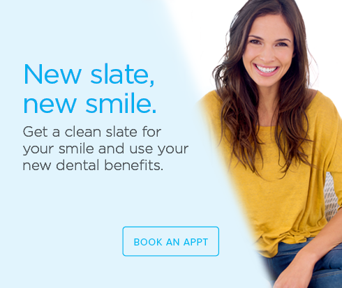 Blaine Dentistry - New Year, New Dental Benefits
